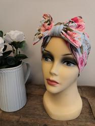 Rusettipanta vaaleansiniset ruusut