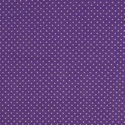Minipilkku trikoo, violetti