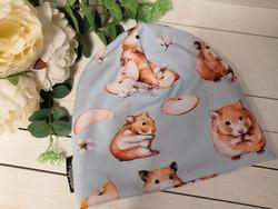 Vaaleansininen Hamsteri pipo