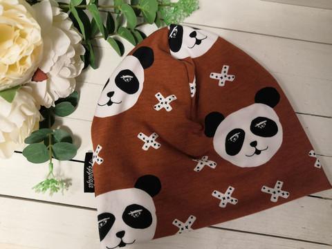 Terrakotta Panda pipo