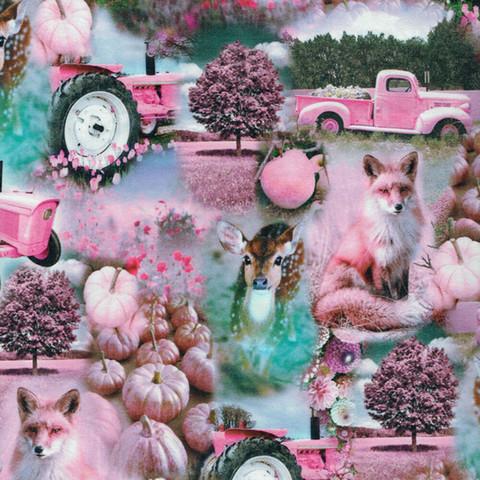 Pinkki Farmari trikoo