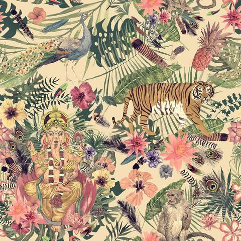 Ganesha Tiger trikoo