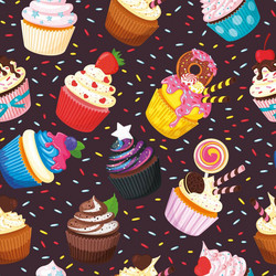 Cupcakes trikoo