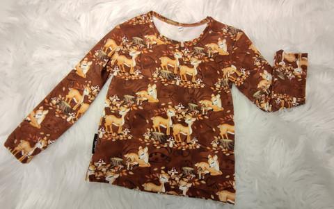 Terrakotta Peuraset paita