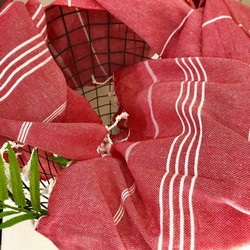 Hamam kylpypyyhe, punainen