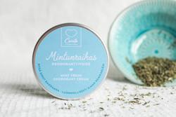 Carita Cosmetiikka Mintunraikas Deodoranttivoide