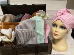 Pyyheturbaani, vaaleat värit