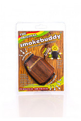 Smokebuddy Original Personal Air Filter Brown