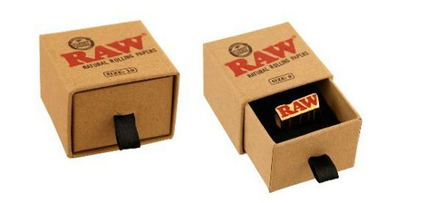 Raw Smokers Ring - Size 10