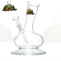 Bullfrog Glass Bong with stand