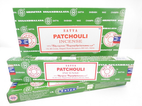 Satya Suitsukkeet, Patchouli