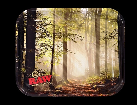 Raw Smokey Forest Tray Large