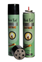 BL Premium Gas Butane, 300ml