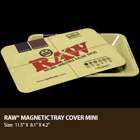 Raw Mini Tray Cover