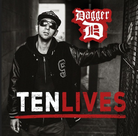 Dagger D - Ten Lives CD