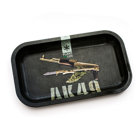 Plant Of Life | AK49 Rolling Tray, 27x16cm