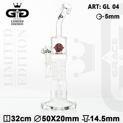 Grace Glass | LABZ Series | RedBall - Limited Edition