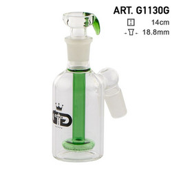 GG Chillum Diff Precooler, green | 18,8mm