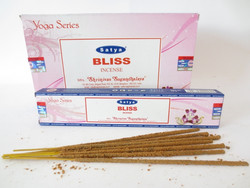 'Satya Suitsukkeet, Bliss Yoga 12 x 15g
