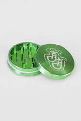 Jelly joker Grinder 2-parts Ø62mm Green