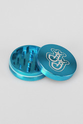 Jelly joker Grinder 2-parts Ø62mm Blue