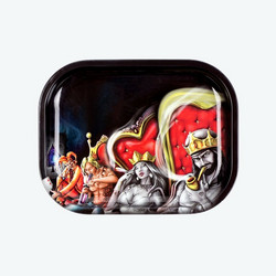 Royal Highness Court Rolling Tray Small