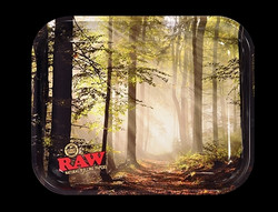 Raw Smokey Forest Tray Medium