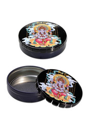'ClickClack' Box 'Black Leaf' 'Ganesha'