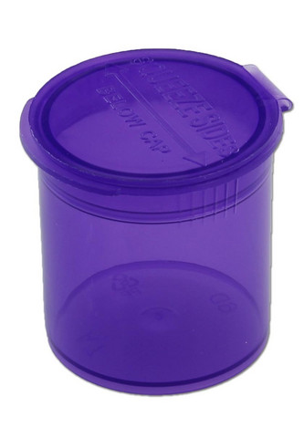 Squeeze Open Vials 20ml Purple
