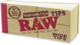 Raw Wide Tips Preforated - Tippivihko