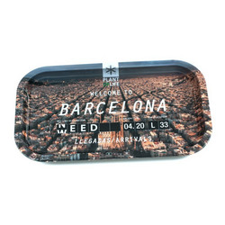 Plant Of Life Bcn Welcome Rolling Tray Medium