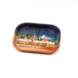 V-Syndicate | Alice Dinner Rolling Tray Small