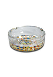 Glass Ashtray 'Horus Eye'