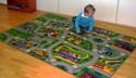 Liikenne matto