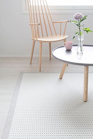 Valkea / Design Liina Blom  (Valkoinen - sininen)