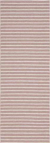 Muovimatto - Horreds mattan Music, vaaleanpunainen