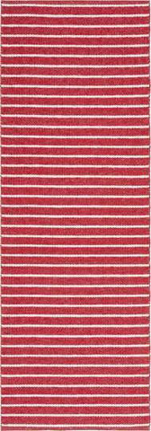 Muovimatto - Horreds mattan Music, punainen