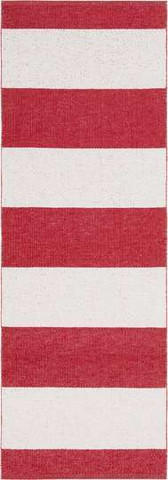 Muovimatto - Horreds mattan Markis, punainen