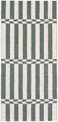 Muovimatto - Horreds mattan Arrow, vihreä