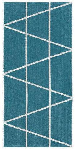 Muovimatto - Horreds mattan Viggen, sininen