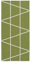 Muovimatto - Horreds mattan Viggen, vihreä