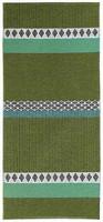 Muovimatto - Horreds mattan Savanne, vihreä