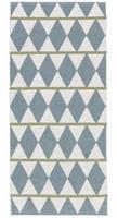 Muovimatto - Horreds mattan Zigge, sininen