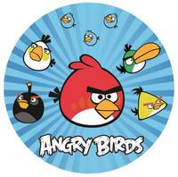 Angry Birds Burst Blue