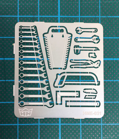 HME-031, Tool set