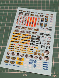 VIR-146, Auxiliary light decals BIG