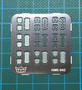 HME-042, Pedal set 1