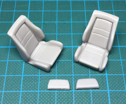 SP24235, Bucket seats
