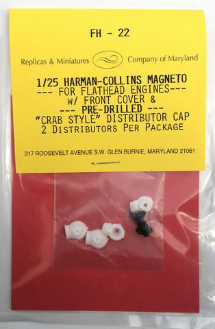 FH-22, Harman-Collins magneto