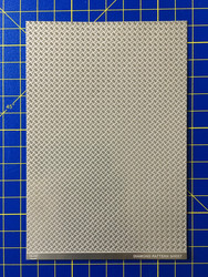 HME-046, Diamond pattern sheet